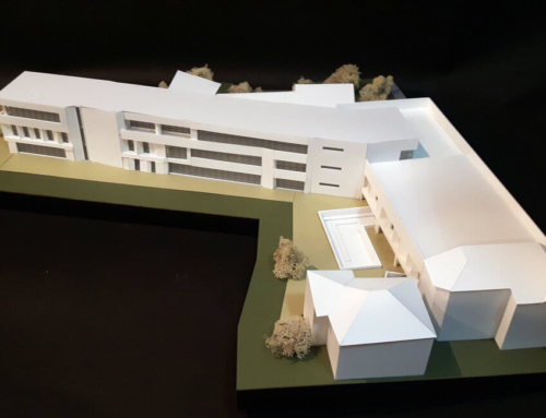 Museum of Contemporary Art – Concept Model