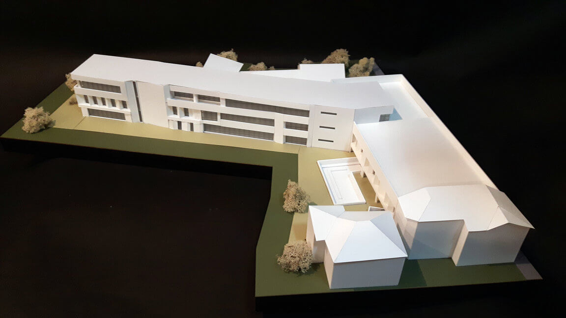 Concept Model National Museum