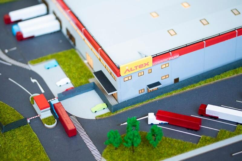 Logistic Park altex