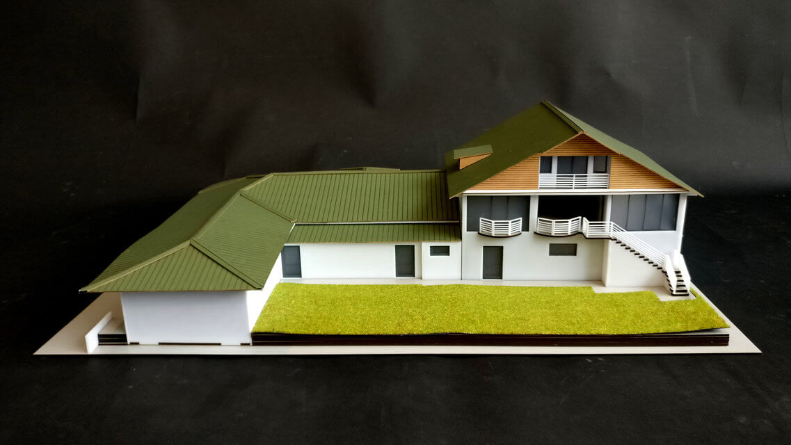 Private House Model