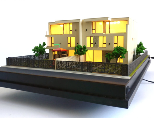 Housing Sales Model – 1:50 Scale