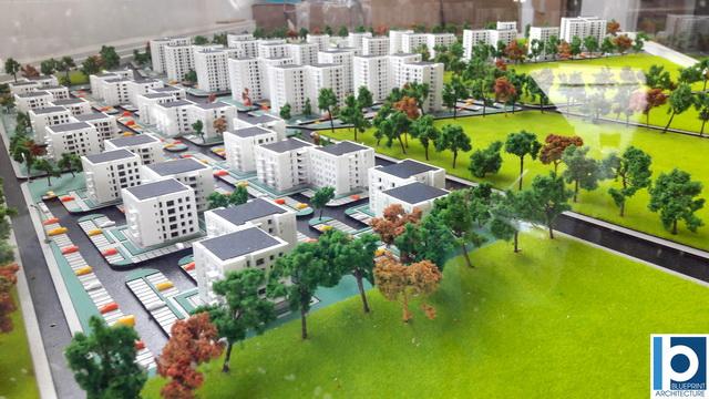 Apartment Development Model