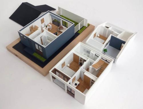 Detachable house model – Furniture details