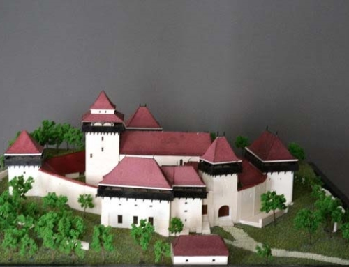The Fortified Church of Viscri