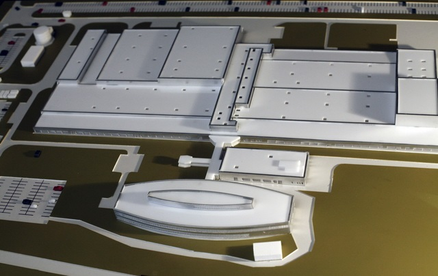 Factory Scale model