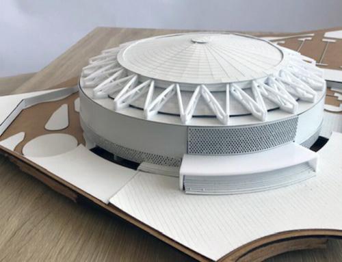 Conceptual model – Stadium