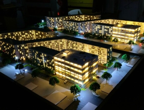 3 Reasons to use an architectural model