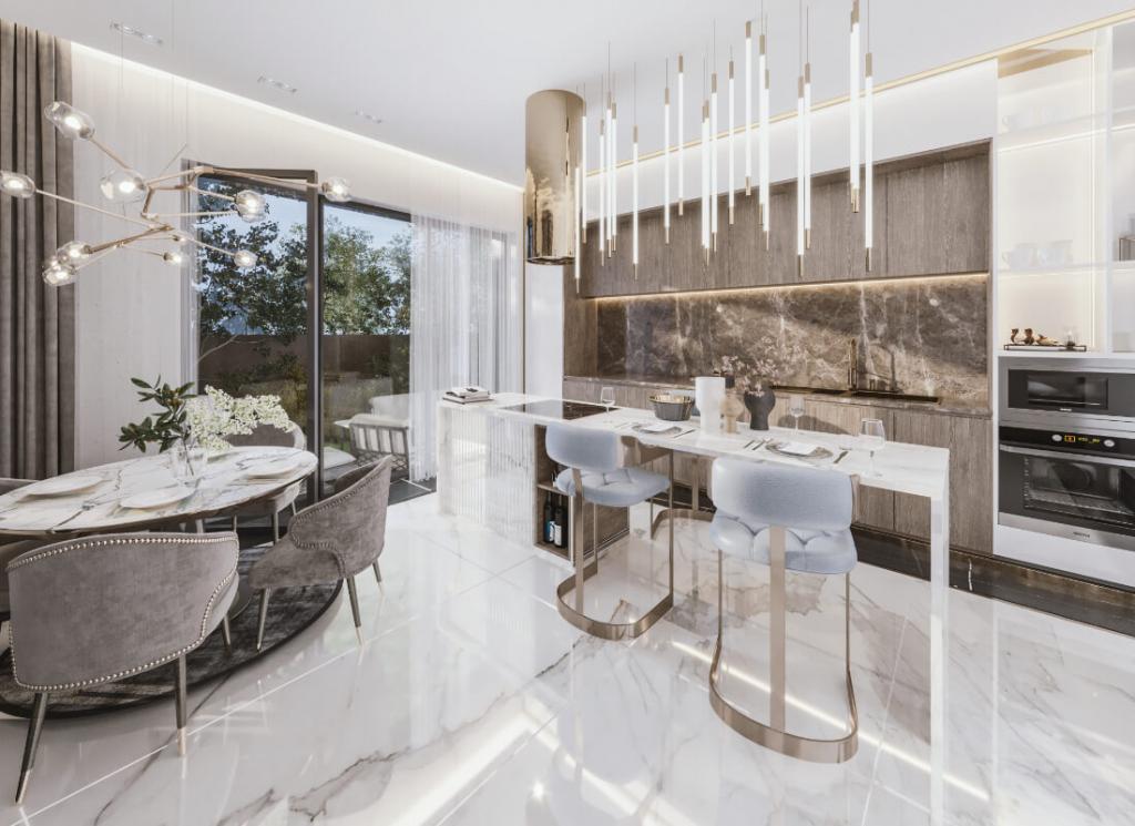 Design Kitchen 3d Renders