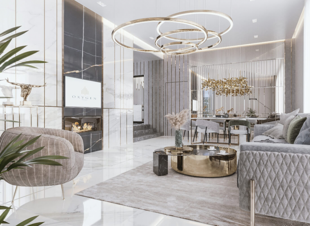 Design Salon 3d Renders
