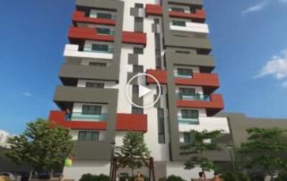 Kreisstadt Residence 3D Animation