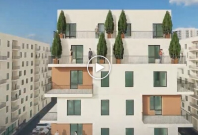 residence rendering