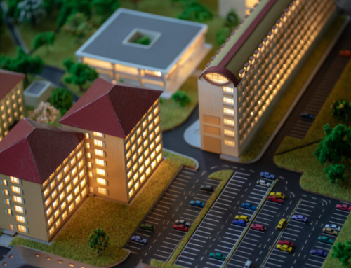 The practical functions of architectural models