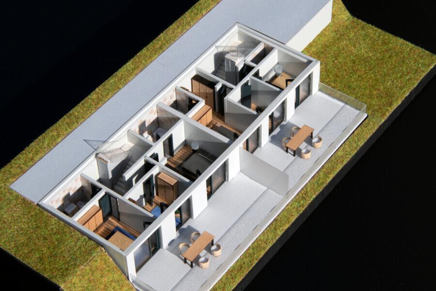 Demountable House Model