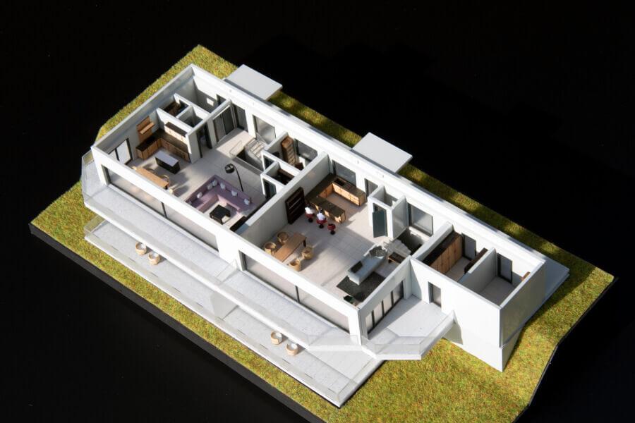 Demountable House
