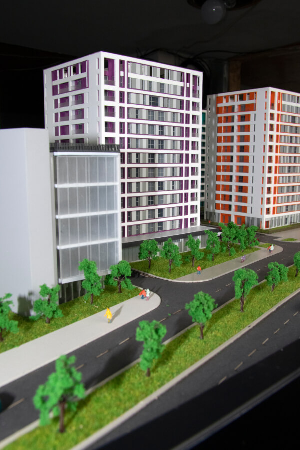 Architectural Models 1200 Scale