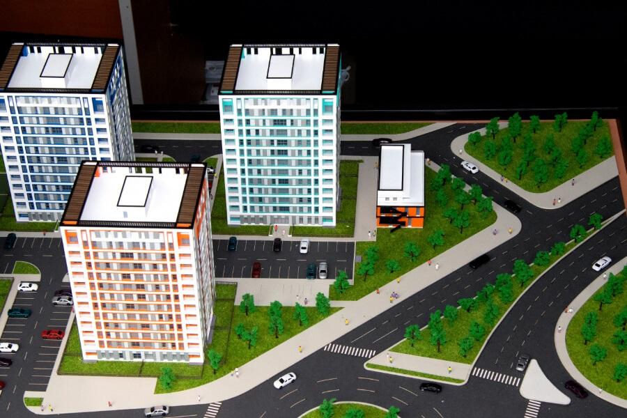 Architecture Scale Model
