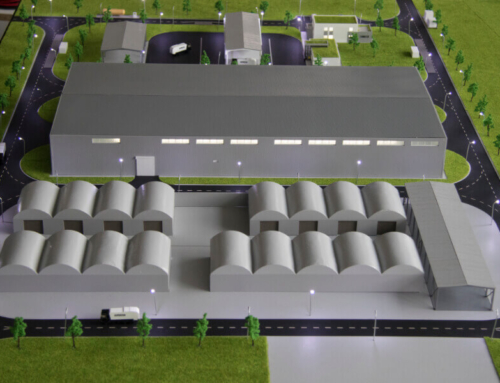 Sewage Treatment Plant Model