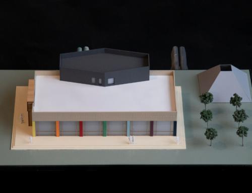 Exhibition Center Model