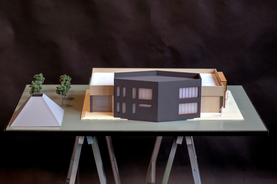 Museum and Exhibition Model