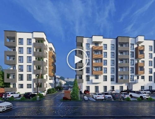 Architectural Animation – Housing Development