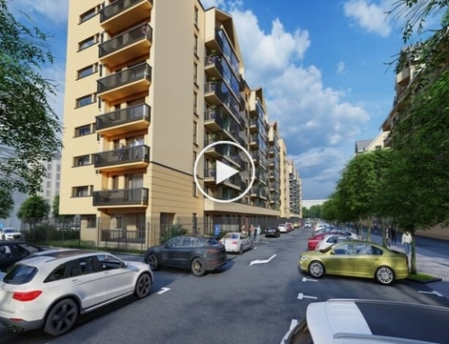 Residential Development – Architectural 3D Animation