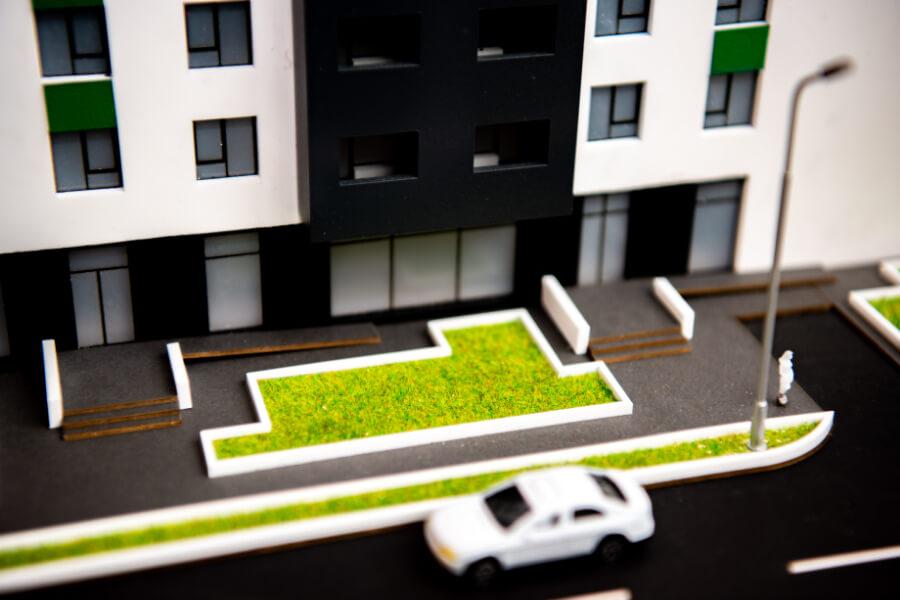 Scale Model Architecture