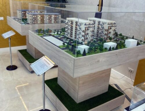 Architectural models and 3D renderings in the real estate industry