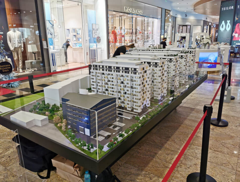 Housing Architectural Model