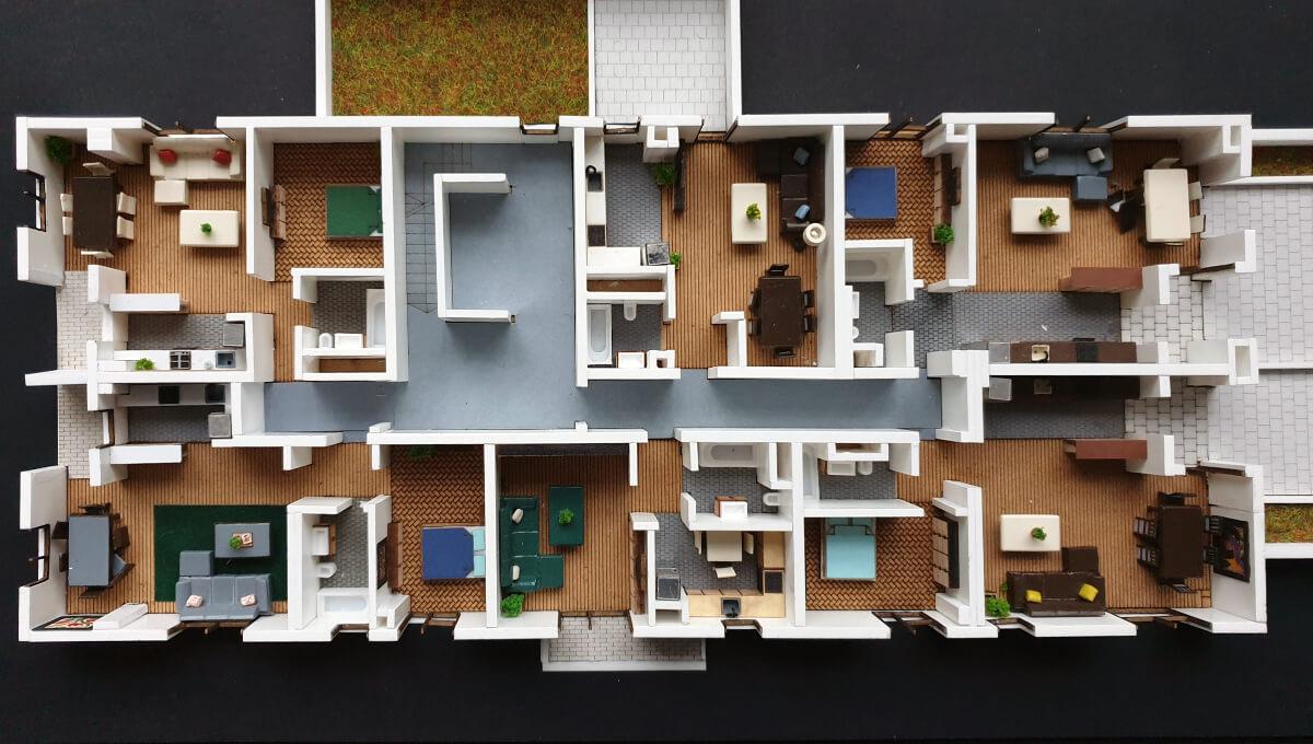 Interior Design Model