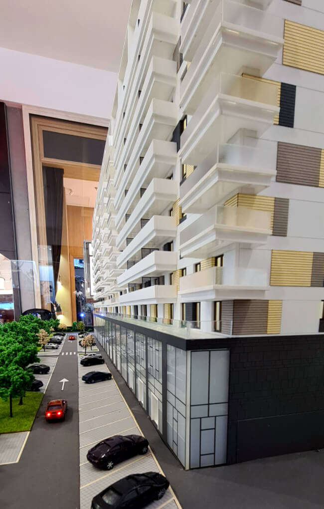 Residence Architectural Scale Model