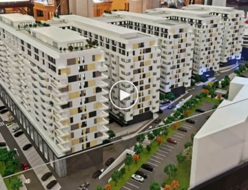 Residential Complex – Architectural Animation