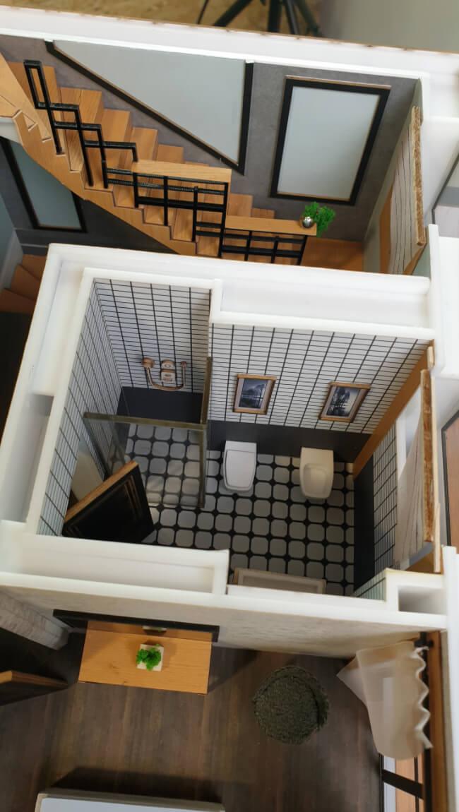 Interior Model Building