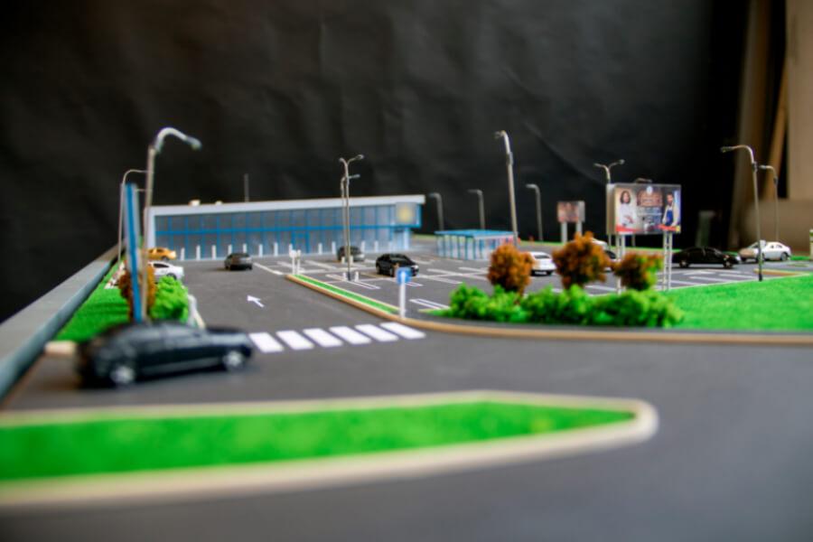 Supermarket Model Building