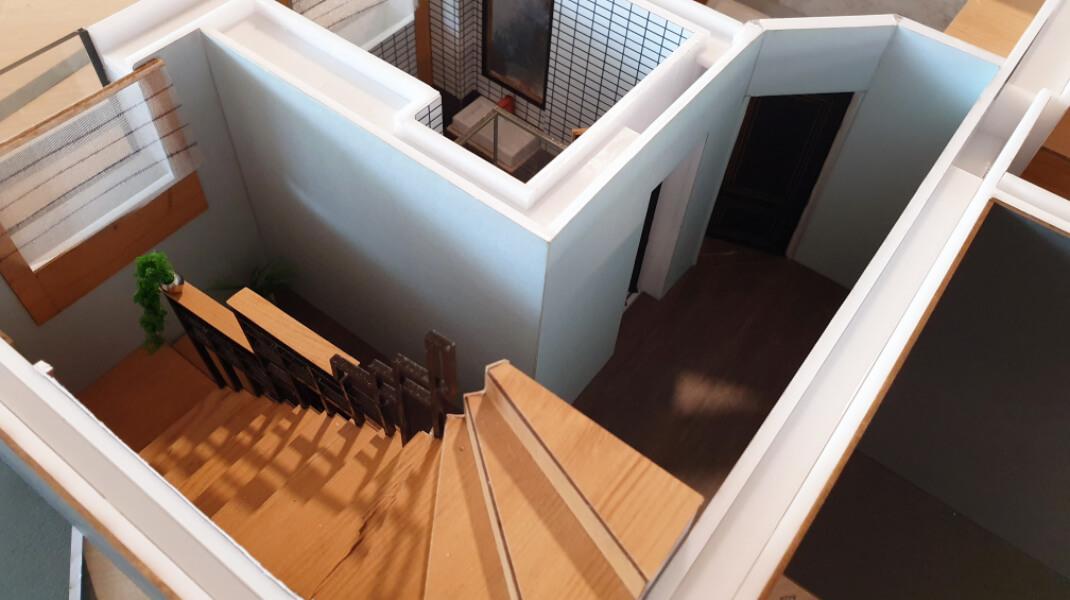 interior design scale model
