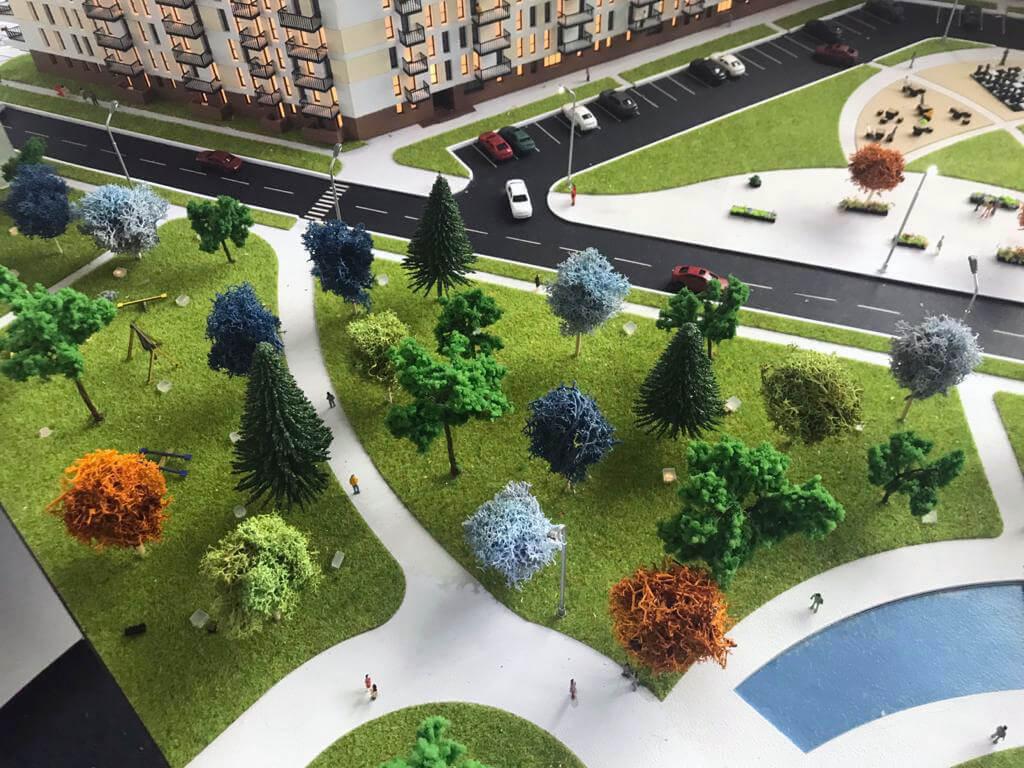 Development Area Model