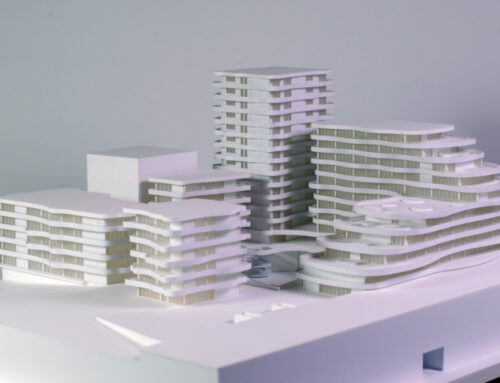 TOP 5 architectural models made internationally by Blueprint Architecture