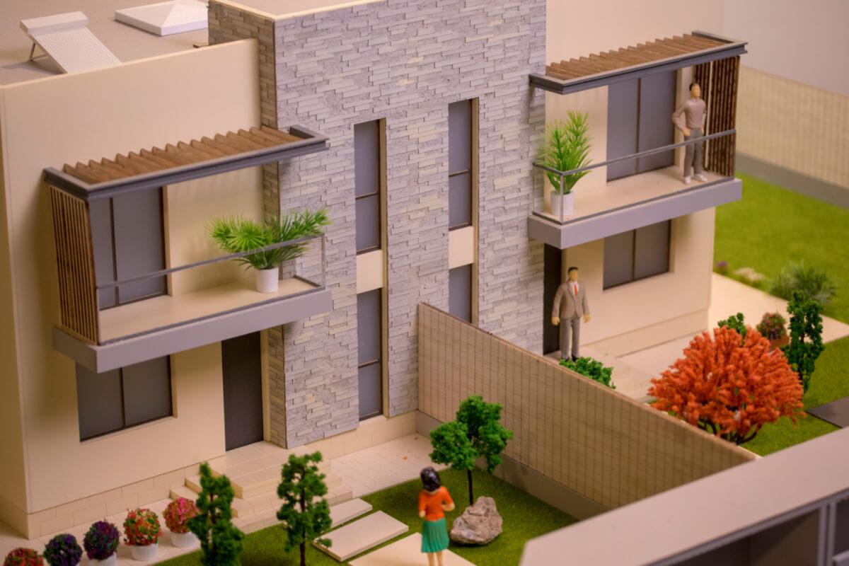 Residential House Model