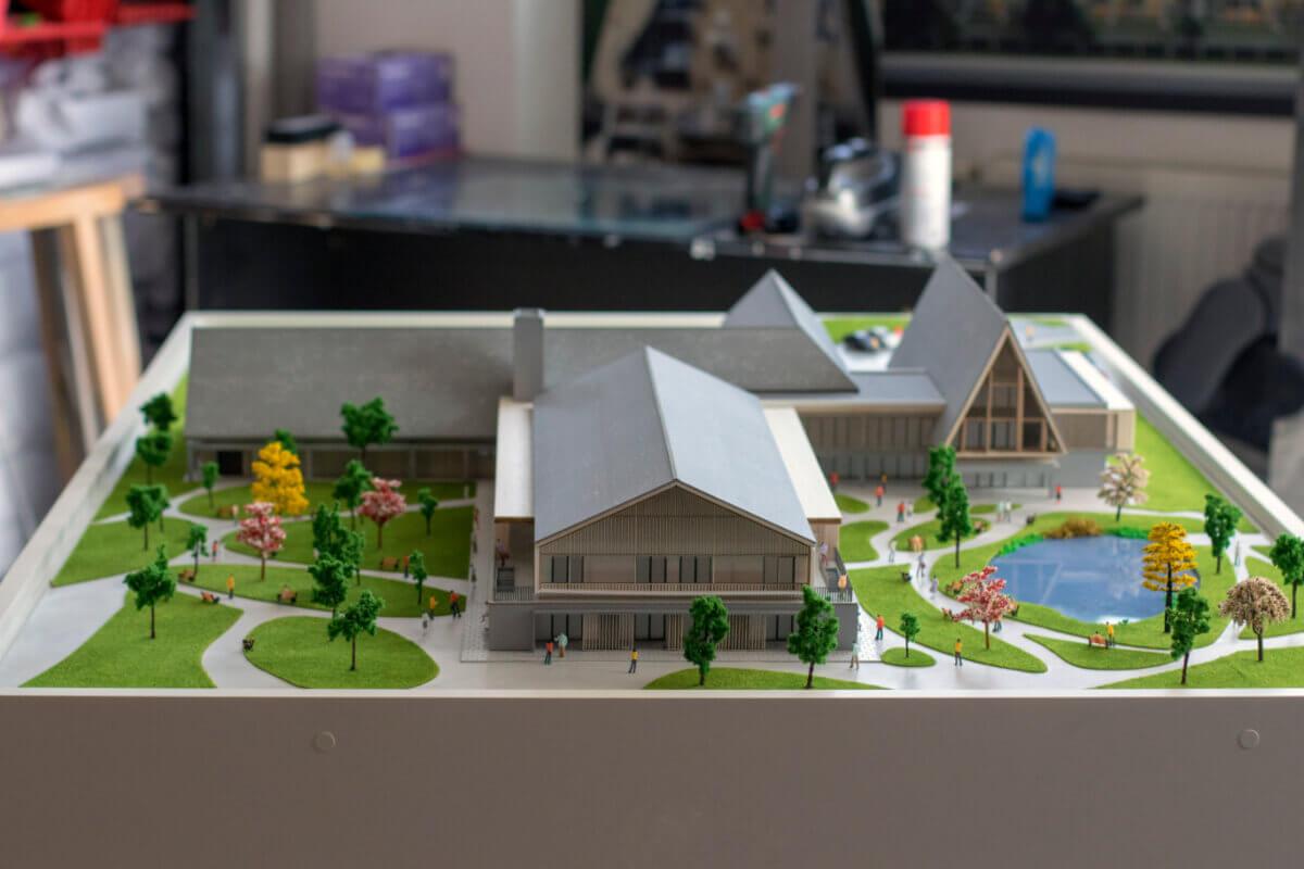 Senior Village model