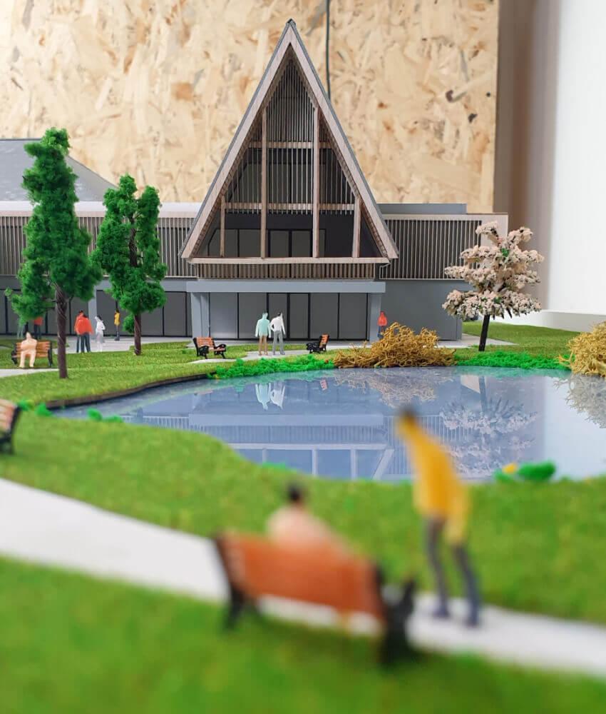 The Senior Village model